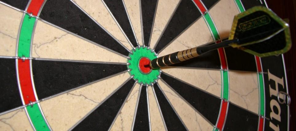 Harrows_Bristle_Board_Bullseye